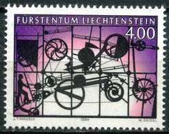 Liechtenstein - 1994 - Mobile - Jean Tinguely - Neuf - Sculpture