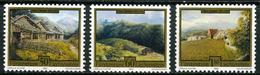 Liechtenstein - 1993 - Tableaux - Hans Gantner - Neufs - Art