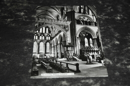 4088   THE CROSSING,   SALISBURY CATHEDRAL - Religions & Beliefs
