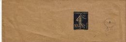 Bande 279 BJ 1, Date 935,  Non Utilisée - Postal Stamped Stationery