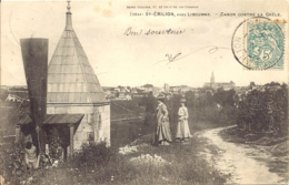 Saint Emilion, Canon Contre La Grele - Saint-Emilion