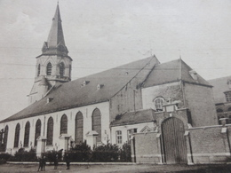 Bornem, Kostschool, Ingang Zuidkant - Bornem
