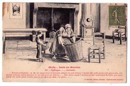3232 - Cp Humoristique - Oeufs ... Frais Du Morvan - 3 : Epilogue - G.Gervais - - Humour