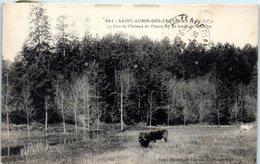 44 - SAINT AUBIN Des CHATEAUX -- Le Parc Du... Château Du Plessis - Altri Comuni