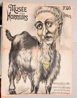 MUSEO DEGLI ORRORI  MUSEE DES HORREURS  Di V. LENEPVEU N.46 LEONORA - Vecchi Documenti