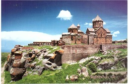 CART. X ITALIA MONASTERY OF HARICH - Armenia