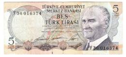 Turkey 5 1970 Turchia - Turkey