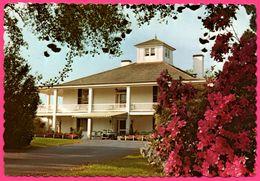 Cp Dentelée - Club House - Augusta National Golf Club - Photo FITZ SYMMS - DEXTER PRESS - ARTS - Augusta