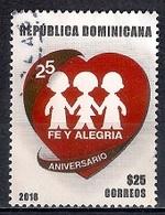 República Dominicana 2017 - The 25th Anniversary (2016) Of The Faith & Joy's Institution - Dominicaine (République)