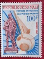 MALI 1972 Y&T N° 183 ** - PREMIERE ANTHOLOGIE DE LA MUSIQUE MALIENNE - Malí (1959-...)