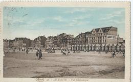 Le Zoute - 51 - Vue Panoramique - Savoy Hôtel - Marco Marcovici - 1931 - Knokke
