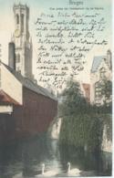 Brugge - Bruges - Vue Prise De L'estaminet De La Vache - Nels Serie 12 No 59 - 1903 - Brugge