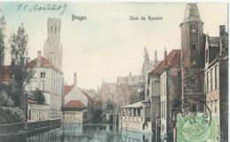 Brugge - Bruges - Quai Du Rosaire - Serie Artiatione No 12 - 1907 - Brugge