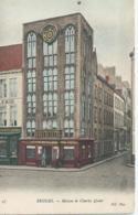 Brugge - Bruges - 27 - Maison De Charles Quint - Brugge