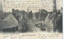 Brugge - Bruges - Le Quai Vert - Matthys Soeurs - 1905 - Brugge
