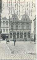Ieper - Ypres - 44 - Halle Aux Viandes - Edit. Th. Van Den Heuvel - Ieper