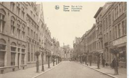 Ieper - Ypres - Rue De Lille - Rijsselstraat - Ern. Thill - Ieper
