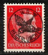 Germany 1945 Lokalausgabe TAUBENHEIM Postfrisch - Zone Soviétique