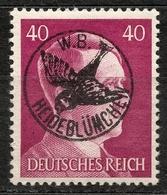Germany 1945 Lokalausgabe TAUBENHEIM Postfrisch - Zona Sovietica