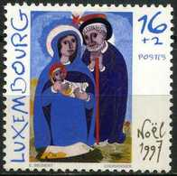 Luxembourg - 1997 - Sainte Famille - Neuf - Bienfaisance - Religious