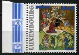 Luxembourg - 1996 - Natiivité - Neuf - Bienfaisance - Religious