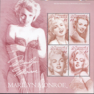 Ref. 227698 * NEW *  - DOMINICA . 2004. MARILYN MONROE. MARILYN MONROE - Dominica (1978-...)