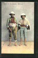 AK Indios De Cochabamba, Ureinwohner Von Bolivien - Bolivie