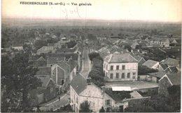 FEUCHEROLLES .... VUE GENERALE - France