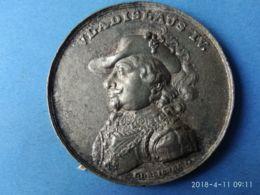 Cecoslovacchia VLADISLAUS IV° 1648 - Monarchia / Nobiltà