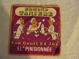 DPX 766 EDMOND TANIERE. Eun'goutt'ed'jus. - Humour, Cabaret