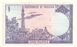 PAKISTAN P. 24A 1 R 1979 UNC - Pakistan