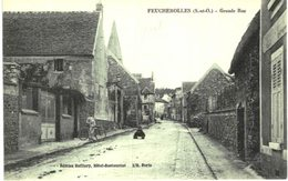 FEUCHEROLLES ... LA GRANDE RUE - France