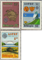 Ref. 59535 * NEW *  - ETHIOPIA . 1983. INTERNATIONAL YEAR OF COMMUNICATIONS. A�O INTERNACIONAL DE LAS COMUNICACIONES - Etiopía