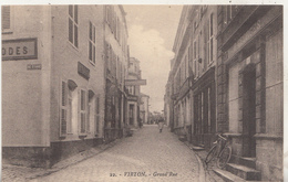 Virton - Grand'Rue - Heni Georges, éditeur, Bruxelles N° 22 - Virton