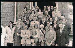 EVERGEM    FOTO 1973 - 12 X 9 CM - WIELERTOERISTEN - Evergem