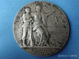 Premion Ministero Guerra Forza E Coraggio - Monarchia / Nobiltà