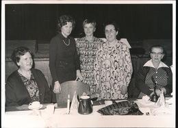ERTVELDE     FOTO 1973 - 12 X 10 CM -  VIERING 300e LID KAV - Evergem