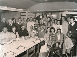 OOSTAKKER     FOTO 1973 - 14 X 10 CM - BOOGSCHUTTERS - KONINGSSCHIETING - Gent