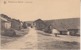 Mortehan-sur-Semois - La Grand'Rue - Edit. Th. Georges, Mortehan/Nels - Bertrix