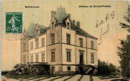 44 - SAINTE LUCE -- Château Du Grand Plessis - France
