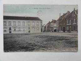 Hamme, Statieplaats, Place De La Gare - Hamme