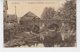 ALLIGNY EN MORVAN - Le Vieux Pont - Autres Communes