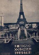 LE MONDE COLONIAL ILLUSTRE - N°170 AOUT 1937 - SOMMAIRE SUR LE SECOND SCAN - Journaux - Quotidiens