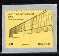 Österreich 2012, Michel# 2979 **   Moderne Architektur: FMRL Forum Stadtpark Graz - 1945-.... 2ème République