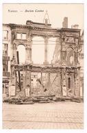 CPA Guerre 1914/18 : NAMUR Grand Place , Ancien Casino, Cercle De Jeux - Destructions - Namur