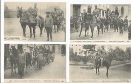 Guerre 1914 -1918, Lot 11 Cpa, ARMEE INDE - LES HINDOUS Indians Armée Anglo-Indienne - Guerre 1914-18