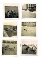 TURNHOUT Duitse Bezetting Kazerne Blairon 6 Fotos 6/6 Cm 3 Fotos 6/9 Cm - Turnhout