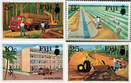 Ref. 48547 * NEW *  - FIJI . 1973. DEVELOPMENT. DESARROLLO - Fiji (1970-...)