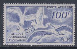 A. O. F.   P. A.  N° 13 XX  Vols Sur L'AOF : Cigognes En Vol Sans Charnière, TB - Neufs
