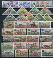 Moluke - Sélatan Lot  * , (*) Animaux Divers , Etc.... - Stamps